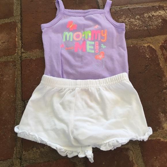 cbb41961d8e5 Garanimals Other -  5 for  25 Baby Girls Summer Outfit